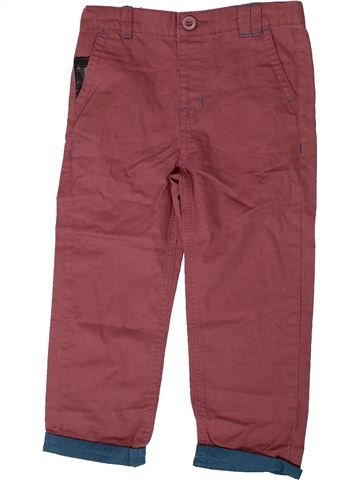 Pantalón niño M&CO violeta 4 años verano #1374350_1