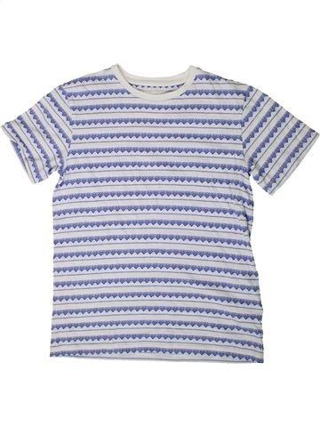 Camiseta de manga corta niño MATALAN blanco 14 años verano #1374473_1