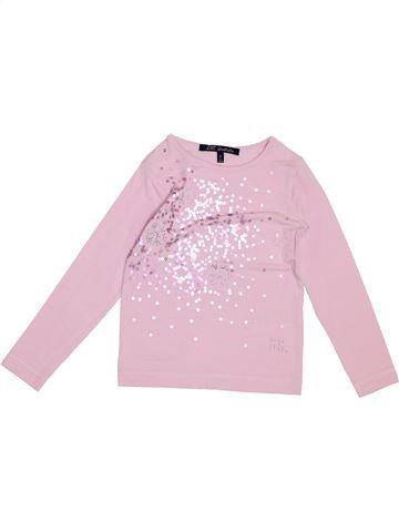 Camiseta de manga larga niña LILI GAUFRETTE rosa 6 años invierno #1374539_1