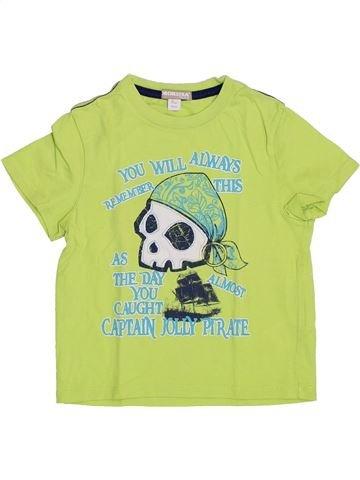 Camiseta de manga corta niño ORCHESTRA verde 3 años verano #1374763_1
