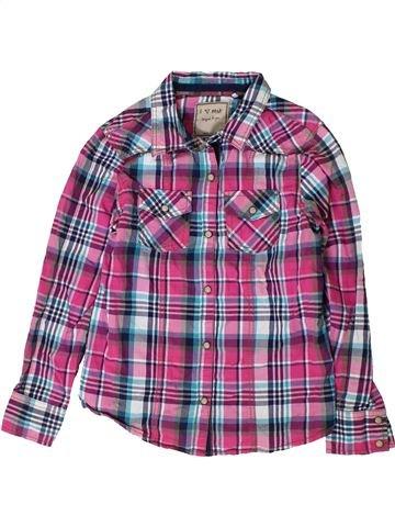 Blusa de manga larga niña NEXT violeta 8 años invierno #1374800_1