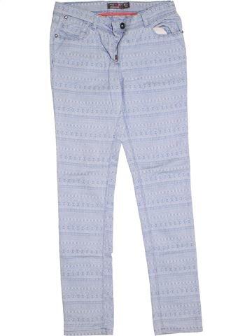 Pantalón niña ORCHESTRA azul 10 años verano #1374819_1