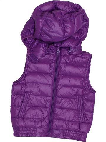 Plumífero niña LISA ROSE violeta 2 años verano #1374878_1