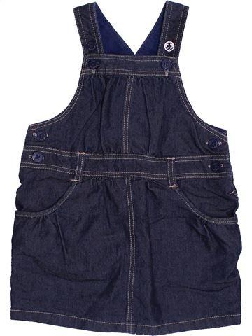 Vestido niña P'TIT BISOU azul 12 meses verano #1375111_1