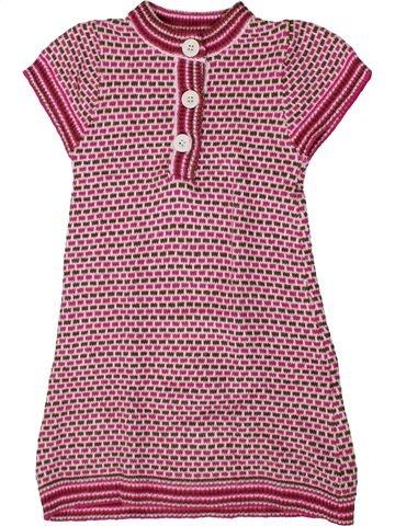 Vestido niña PREMAMAN rosa 4 años invierno #1375233_1