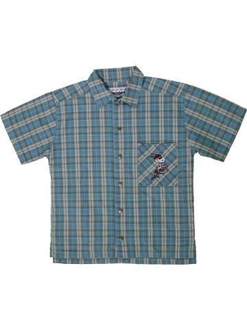 Chemise manches courtes garçon SNOOPY bleu 6 ans été #1375379_1