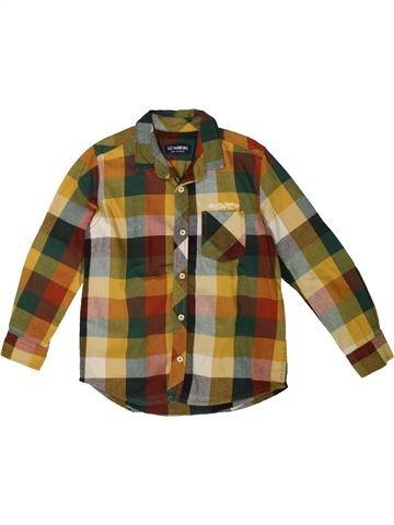 Camisa de manga larga niño LC WAIKIKI marrón 6 años invierno #1375409_1