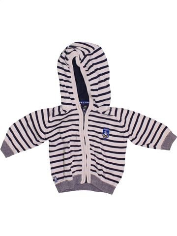 Chaleco niño SERGENT MAJOR blanco 9 meses invierno #1376599_1