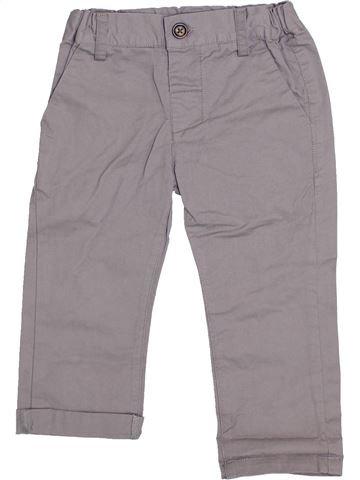 Pantalon garçon MON COEUR gris 12 mois été #1377515_1