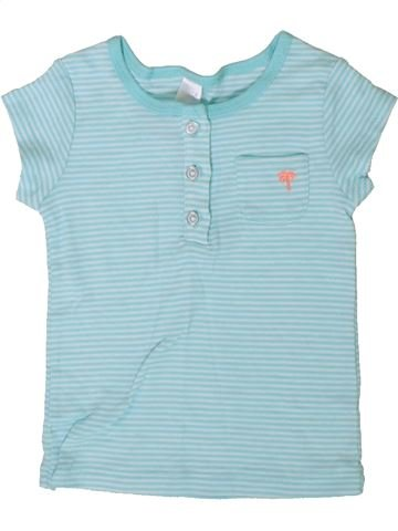 Camiseta de manga corta niña CARTER'S azul 3 años verano #1377594_1