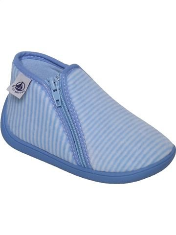 Pantuflas niño PETIT BATEAU azul 22 invierno #1378570_1