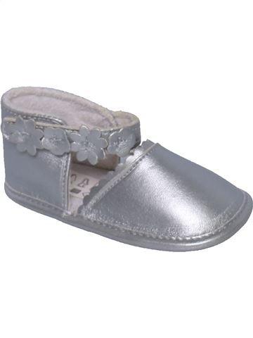 Zapatos bebe niña ABSORBA gris 19 verano #1378784_1
