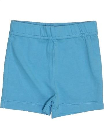 Short - Bermuda garçon KIABI bleu 1 mois été #1379338_1