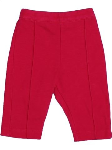 Pantalón niña LILI GAUFRETTE rojo 3 meses verano #1380305_1