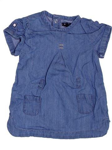 Robe fille KIABI bleu 3 mois été #1380718_1