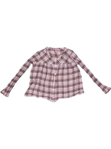 Blusa de manga larga niña LISA ROSE violeta 3 años invierno #1381559_1