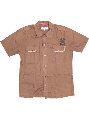 Camisa de manga corta niño QUIKSILVER marrón 14 años verano #1381729_1