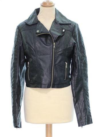 Vestes cuir simili femme SELECT 36 (S - T1) hiver #1381793_1