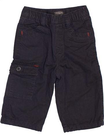 Pantalon garçon LA REDOUTE CRÉATION noir 6 mois hiver #1382033_1