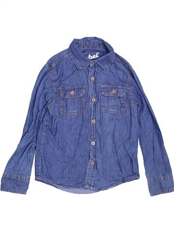 Camisa de manga larga niño PRIMARK azul 9 años invierno #1382091_1