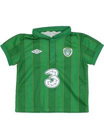 Camiseta deportivas niño UMBRO verde 2 años verano #1382698_1