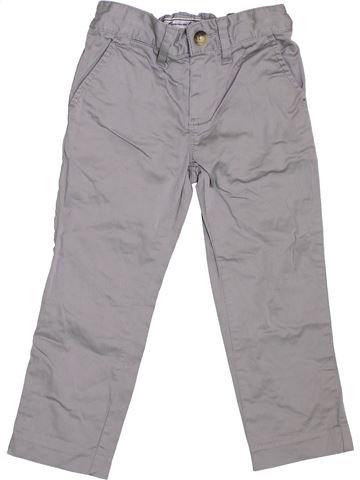Pantalon garçon NEXT gris 5 ans été #1385222_1