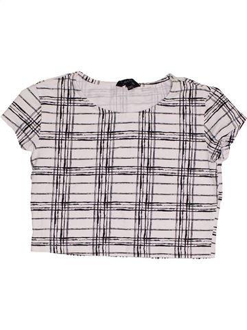 Camiseta de manga corta niña CANDY COUTURE blanco 13 años verano #1385471_1