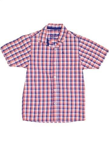 Chemise manches courtes garçon PRIMARK rose 8 ans été #1385505_1