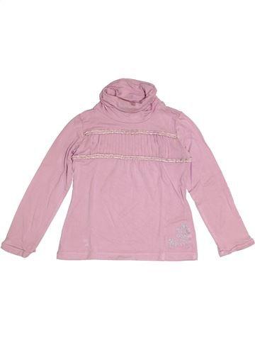 T-shirt col roulé fille CHICCO rose 2 ans hiver #1386104_1