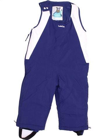 Ski garçon WED'ZE violet 12 mois hiver #1386837_1