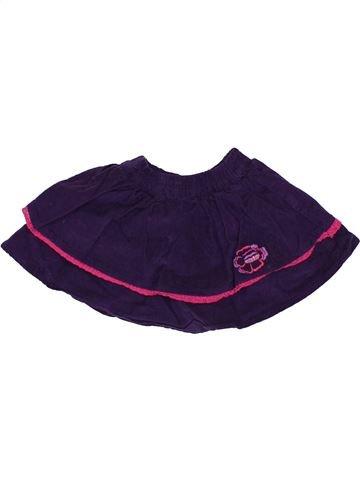 Jupe fille GENERATION Z violet 12 mois hiver #1387092_1