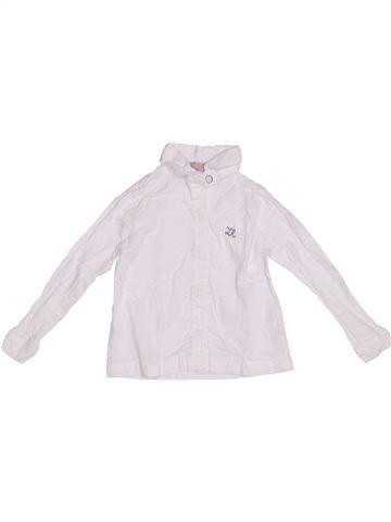 Blusa de manga larga niña LISA ROSE blanco 2 años invierno #1387767_1