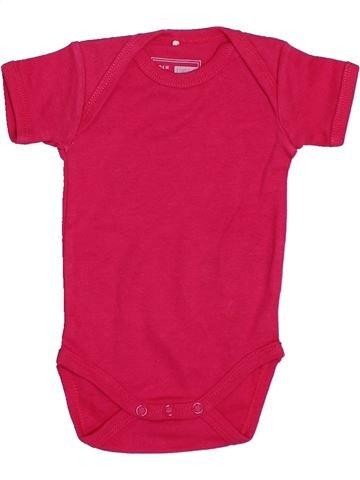 Camiseta de manga corta niña NAME IT rosa 1 mes verano #1387907_1