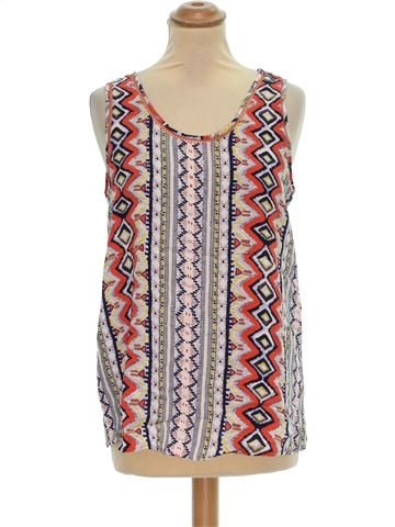 Camiseta sin mangas mujer PROMOD 40 (M - T2) verano #1387916_1