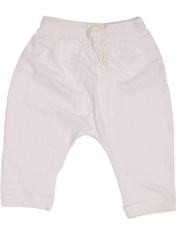 Sarouel niño BOUT'CHOU blanco 6 meses verano #1389382_1