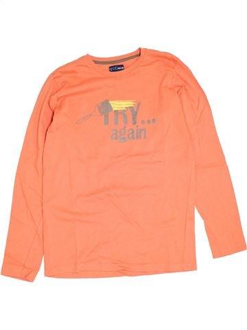 Camiseta de manga larga niño YCC-214 naranja 14 años invierno #1389445_1