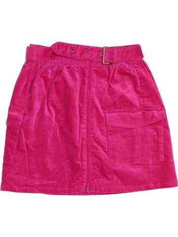 Jupe fille KENZO rose 10 ans hiver #1390382_1