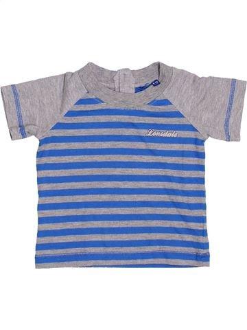 T-shirt manches courtes garçon LONSDALE bleu 12 mois été #1390993_1