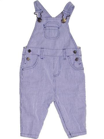 Salopette garçon MOTHERCARE violet 6 mois hiver #1391002_1