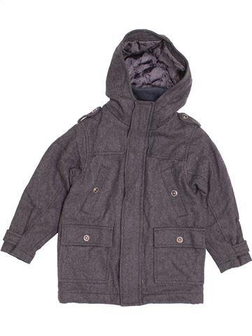 Abrigo niño SANS MARQUE gris 4 años invierno #1391741_1