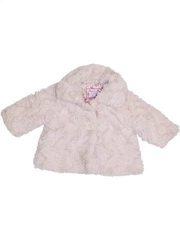 Veste fille ROCHA LITTLE ROCHA blanc 3 mois hiver #1392011_1