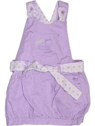 Robe fille KIMBALOO violet 12 mois été #1392425_1