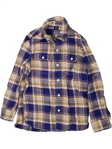 Camisa de manga larga niño GAP gris 9 años invierno #1393054_1