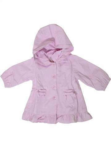 Anorak-Trinchera niña JACADI rosa 6 meses verano #1393114_1
