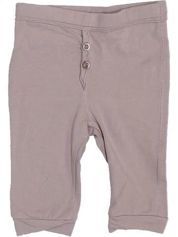 Pantalon fille KIABI violet 3 mois hiver #1393175_1