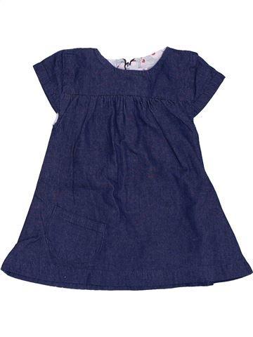 Robe fille LA QUEUE DU CHAT bleu 6 mois été #1393241_1