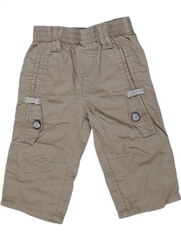 Pantalón niño IKKS marrón 6 meses invierno #1393702_1