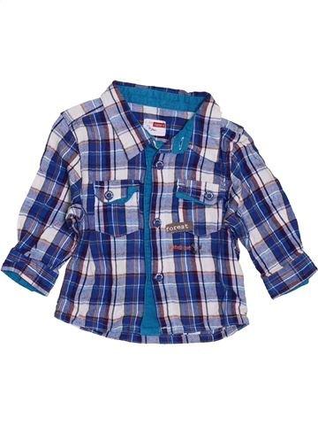 Camisa de manga larga niño NAME IT azul 3 meses invierno #1393722_1