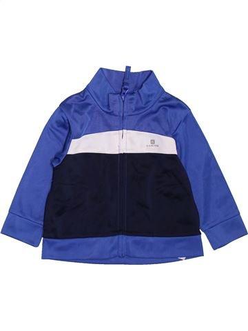 Sportswear garçon DOMYOS bleu 12 mois hiver #1394692_1