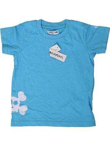 Camiseta de manga corta niño LADYBIRD azul 18 meses verano #1394823_1